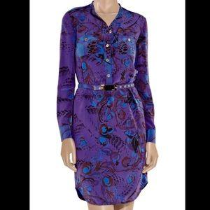 Emilio Pucci Silk Shirt Dress